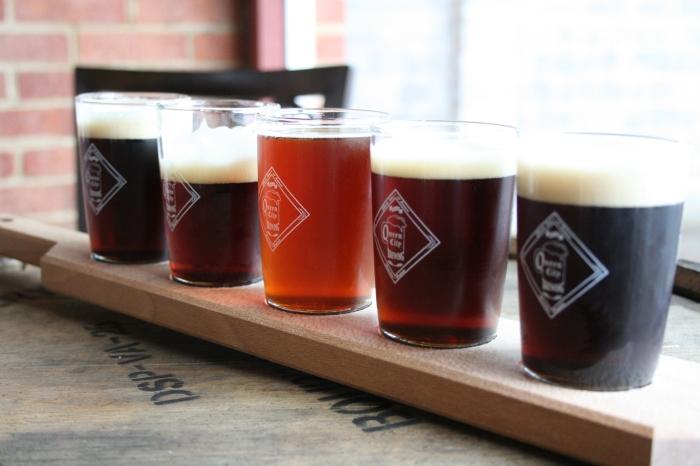 Breweries, Beer Gardens & Tap Rooms ofStaunton